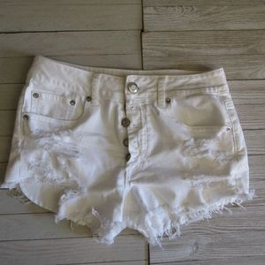American Eagle Outfitters Festival Shorts SZ 8